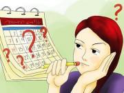 Ngày an toàn khi quan hệ là ngày nào?