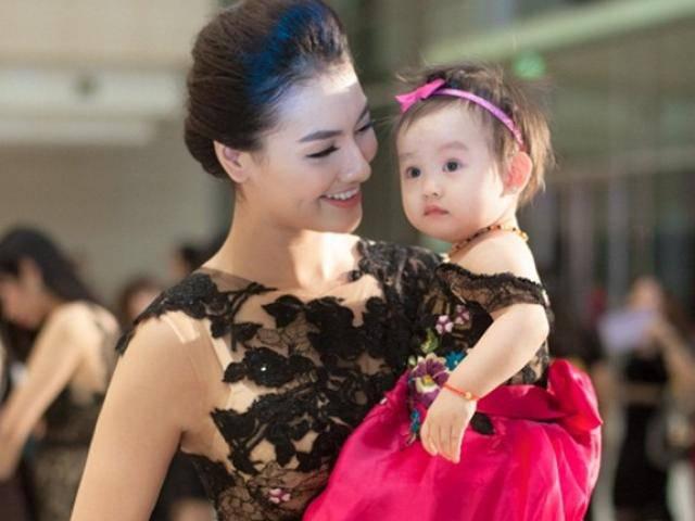 Hồng Quế chia sẻ về bố của con gái: Hạnh phúc để chống mắt lên nhìn quả báo