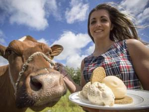 Mùa hè này bạn có dám ăn thử kem được làm từ nội tạng động vật không?
