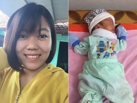 """Bầu 24 tuần bị tiền sản giật nặng, mẹ HN từng ngày thấp thỏm giữ con và cái kết """"ngọt"""""""