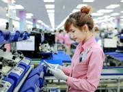 """Xuất khẩu điện thoại """"Made in Vietnam"""" trong tháng 4 bất ngờ giảm mạnh"""