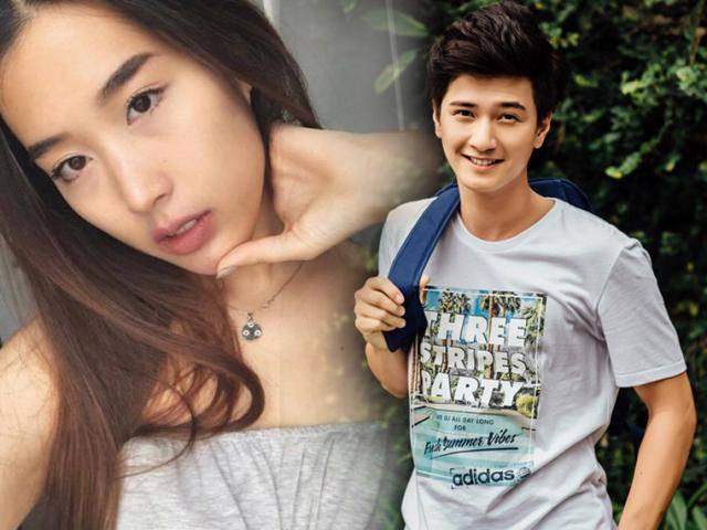 Sau khi chia tay Hoàng Oanh, Huỳnh Anh công khai tình mới xinh đẹp