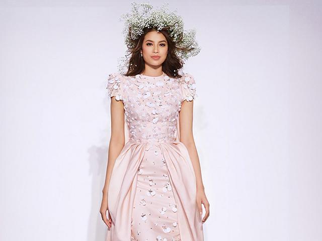 Hoa hậu Phạm Hương bất ngờ xuất hiện trên tạp chí thời trang cao cấp của Ý