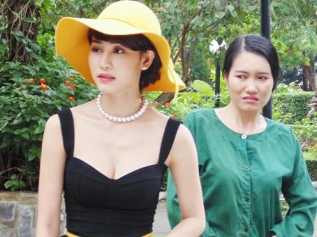 """Sau Kim Tuyến, đến lượt Dương Mỹ Linh - Ngân Khánh làm """"đệ nhất mỹ nhân Sài Thành"""""""