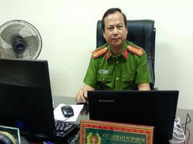 Tin nóng: Phó Cục trưởng cục phòng chống tội phạm công nghệ cao chết trong phòng làm việc