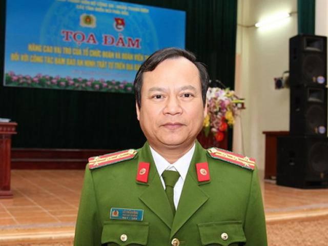 Tổng cục Cảnh sát lên tiếng về nguyên nhân Cục phó C50 Võ Tuấn Dũng tử vong
