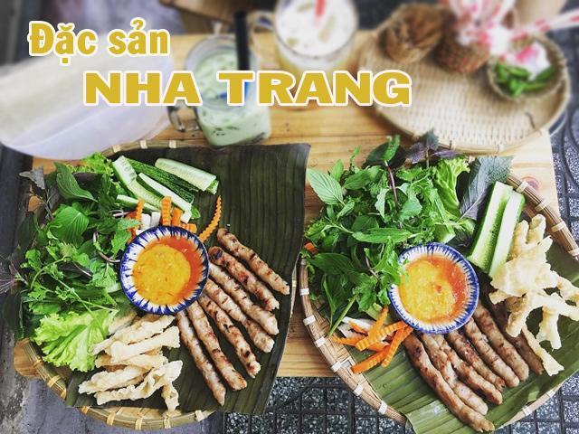 Về biển Nha Trang nhớ ăn bằng hết 9 món ngon này