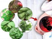 6 loại rau mẹ bầu cần hạn chế ăn nếu không muốn làm hại con