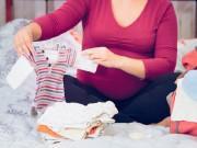 15 món đồ mẹ hiện đại nhất định phải mang theo khi đi đẻ