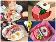 """Bếp Eva - Mê hoạt hình, người phụ nữ dành cả """"tháng năm rực rỡ"""" để làm món ăn như trong phim"""
