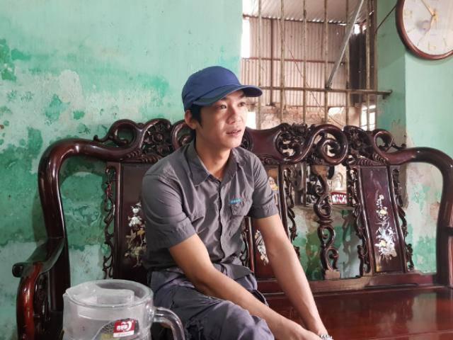 Người chồng có vợ vừa qua đời trong vụ nổ Văn Phú: Tôi sợ thằng út mắc chứng tự kỉ...