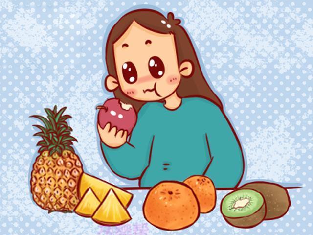 2 thời điểm trong ngày lý tưởng nhất mẹ bầu nên ăn trái cây