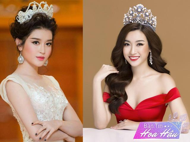 Đỗ Mỹ Linh, Huyền My chính là hai trong số 64 Hoa hậu đẹp nhất thế giới