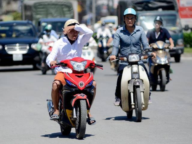 Tin mới thời tiết 6/5: Hà Nội tăng nhiệt lên 33 độ C, Sài Gòn đề phòng mưa đá