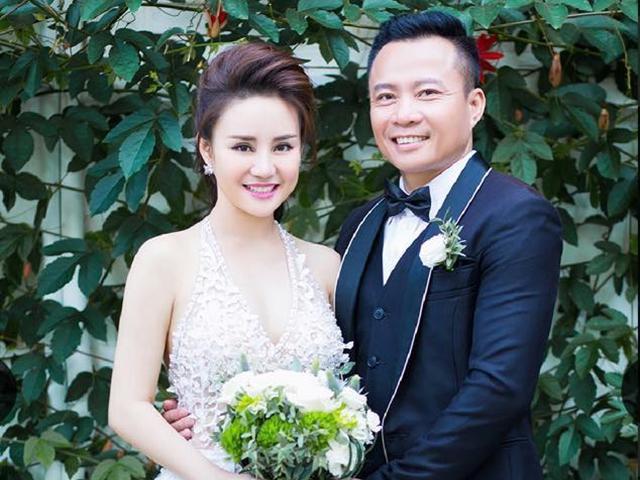 Bà mẹ hai con Vy Oanh phản pháo khi bị nói bám víu chồng đại gia