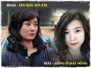 """Ngoài Trà Cave, 2 cô nàng đanh đá gây """"dậy sóng"""" màn ảnh Việt những năm 1990-2000 giờ ra sao?"""
