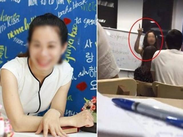 Trần tình của cô giáo chửi học viên óc lợn: Tôi đã sai, tôi sẽ gặp học viên xin lỗi