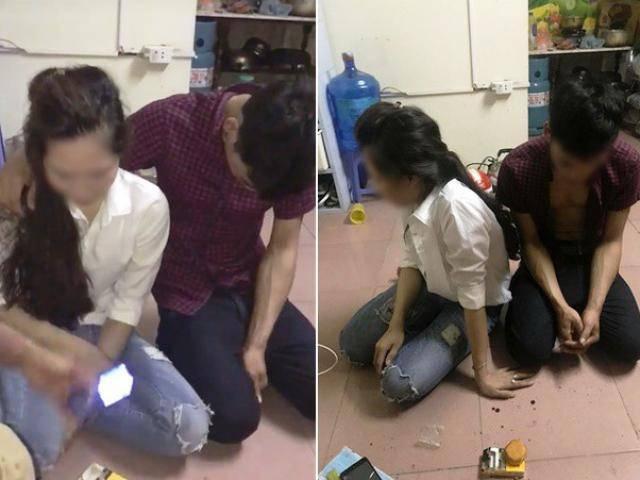 Tin mới vụ chồng bí mật đưa con ra Hà Nội, bắt quả tang vợ ngoại tình tại phòng trọ