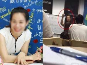 """Sốc với bằng cấp thật của cô giáo dạy tiếng Anh chửi học viên là """"óc lợn"""""""