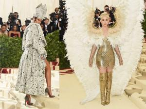 Met Gala 2018: Cuộc chiến lại đến từ Rihanna và Katy Perry