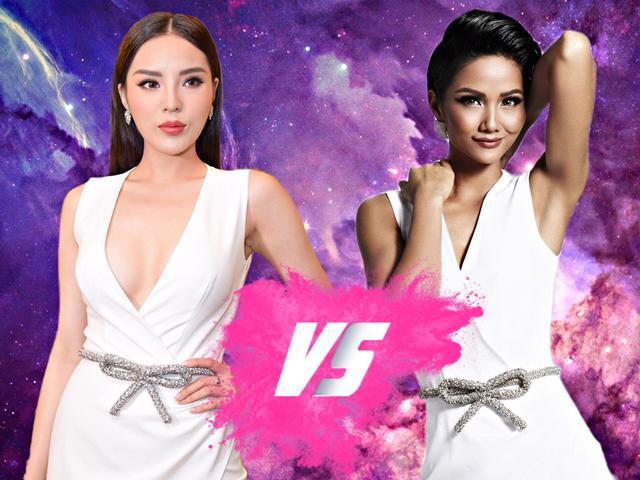 Cuộc chiến thời trang của 2 nàng hậu HOT nhất showbiz: HHen Niê và Kỳ Duyên