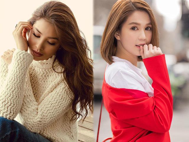 Đến cả Hà Hồ, Phạm Hương hay Ngọc Trinh cũng mê mệt với tóc màu vàng khói?