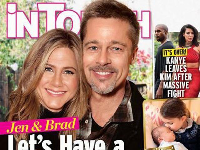 Rầm rộ thông tin Jennifer Aniston định sinh con cho Brad Pitt vì giờ anh đã độc thân