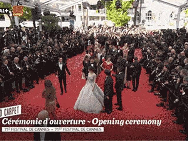 Đến hẹn lại lên: Thảm đỏ Cannes năm nay lại có một người đẹp Cbiz đuổi không chịu đi
