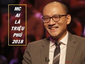 """Nhà báo Phan Đăng và những câu chuyện từ """"ghế nóng"""" Ai Là Triệu Phú"""