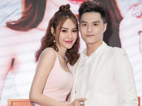 Tái hợp sau chia tay, Linh Chi úp mở chuyện cưới Lâm Vinh Hải