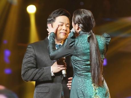 Quang Lê kể chuyện Như Quỳnh 7 năm trước hát không nên lời và khóc nức nở