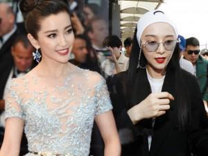 Fan đưa nhầm ảnh cho Phạm Băng Băng ký tại Cannes và đây phản ứng của Lý Băng Băng