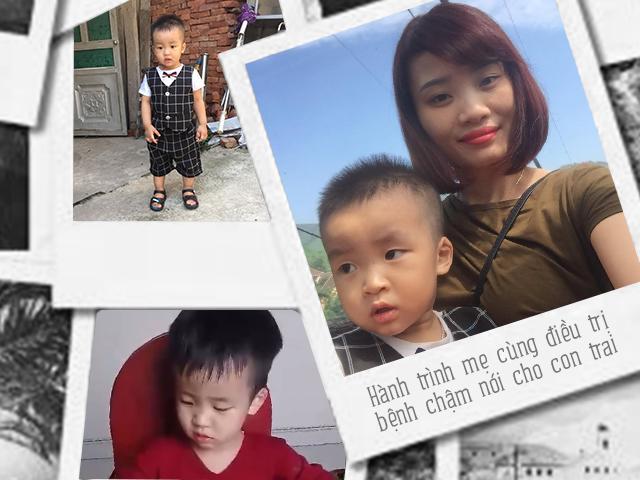Hành trình gian nan nhưng ngọt ngào của mẹ Hà Nội quyết đi tìm tiếng nói cho con