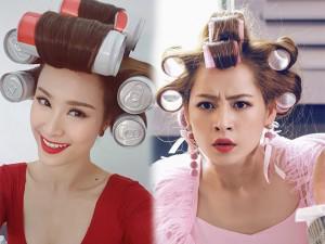 """Cười """"banh nóc"""" với các kiểu làm tóc cực chịu chơi của sao Việt hạng A"""