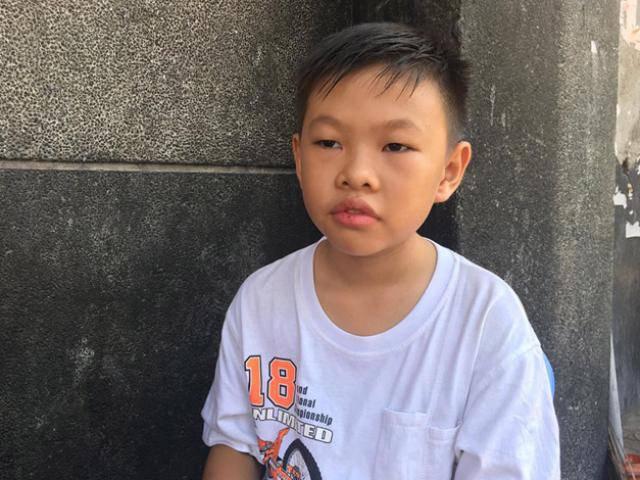 Con trai hiệp sĩ bị cướp đâm chết: Bố không còn đón con ở trường và chở đi chơi nữa