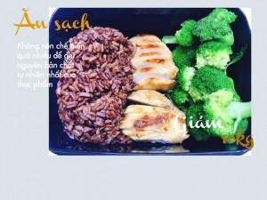 9x giảm 10kg nhờ các món ăn tự nấu vừa ngon lại khoa học