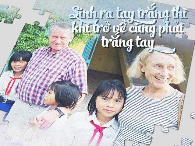 Triết lý dạy con keo kiệt của tỷ phú từng mang 220 triệu USD tới Việt Nam làm từ thiện
