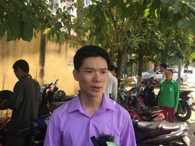 Bác sỹ Hoàng Công Lương nói gì về sự vắng mặt của cựu Giám đốc BV đa khoa Hoà Bình?