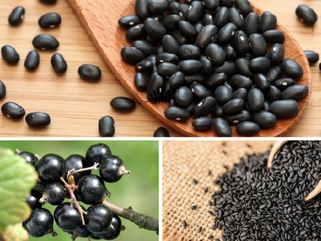 8 thực phẩm đen tốt hơn cả nhân sâm chị em nên bổ sung vào thực đơn hàng ngày