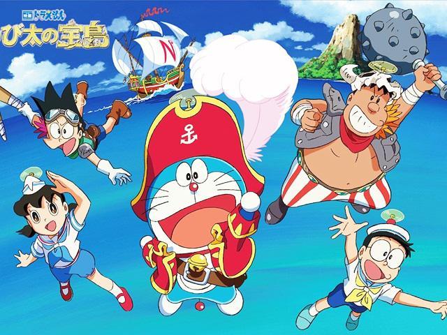 Mèo máy Doraemon lại khuynh đảo làng phim, lập kỷ lục doanh thu tại Nhật