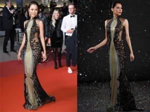 Bị tố nói dối mặc váy 1 tỷ tại LHP Cannes, Vũ Ngọc Anh nói gì?