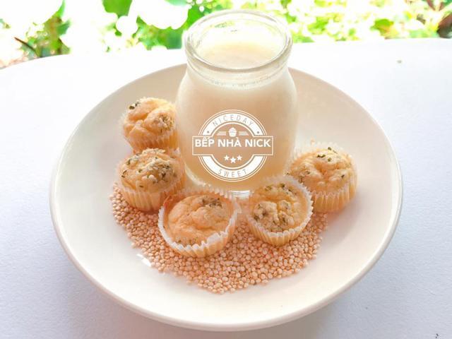 Mẹ khéo tay tự làm 12 loại sữa hạt tại nhà cho con uống thích mê