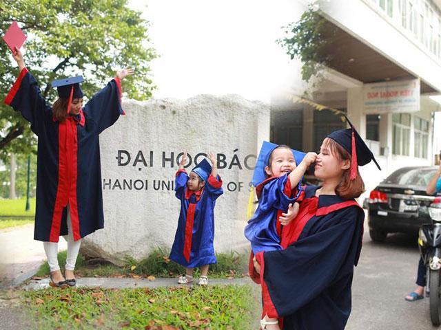 SV Bách Khoa bế con đi tốt nghiệp: Làm mẹ đơn thân sau cuộc hôn nhân bác sĩ bảo cưới