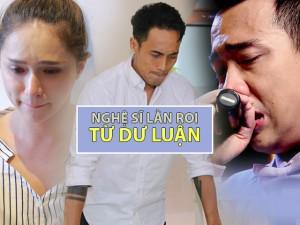 Soi TV Show: Sao Việt bị dư luận công kích - Người muốn tự tử, kẻ cho con đi lánh