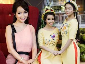 Con gái sắp đến tuổi lấy chồng mà Mai Thu Huyền vẫn xinh mơn mởn như thiếu nữ!