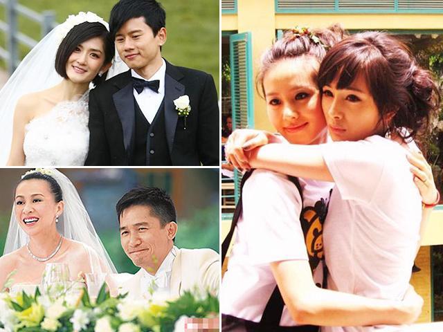 Cả một đời ân oán đằng sau tấm thiệp mời cưới của sao Hoa ngữ