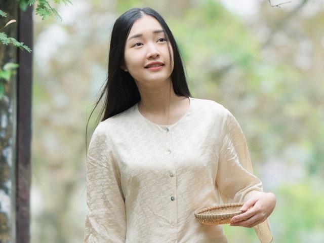 Có một Nàng thơ xứ Huế ngọt ngào, mang vẻ đẹp Việt đến khán giả Hàn