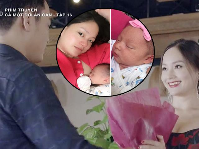 Chúc mừng mẹ bầu Lan Phương sinh con, hiếm ai có được lời chúc độc bằng Hồng Đăng