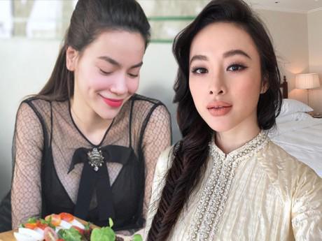 Hoá ra những mỹ nhân xinh đẹp nhất showbiz Việt đều có chung kiểu tóc này