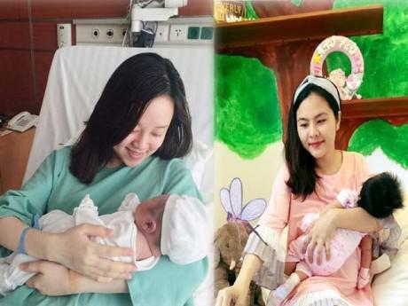 Sao Việt lần đầu làm mẹ: Từng rối loạn tâm lý, chật vật với biến cố ăn dặm của con